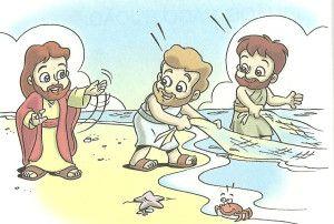 Manualidades Jesus Y Sus Discipulos Jesus Y Sus Discipulos