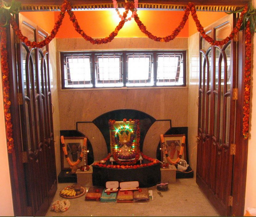 Pooja Room Designs For Home Part 50