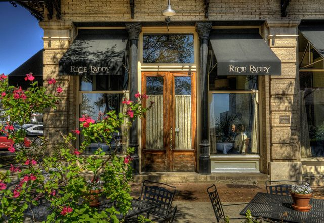 Rice Paddy Restaurant In Georgetown Sc Flickr Photo Sharing