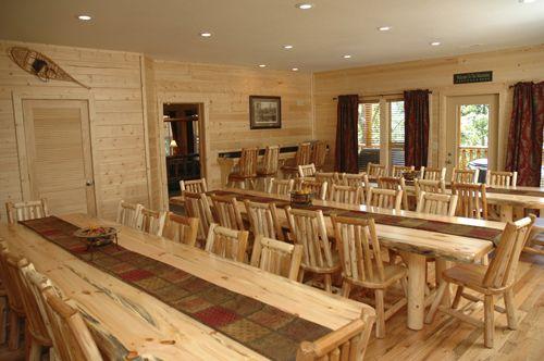 Buckskin lodge beautiful 12 bedroom cabin in sevierville - 12 bedroom cabins in gatlinburg tn ...