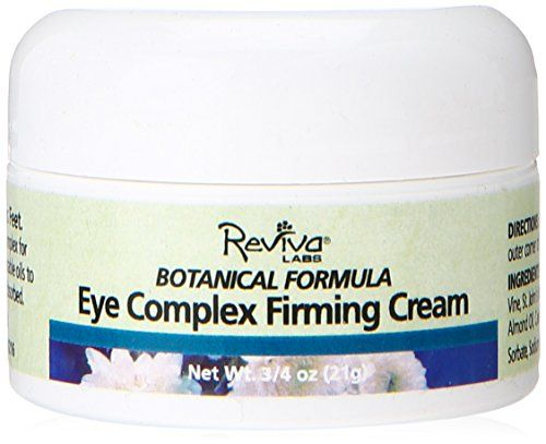 Reviva Labs Eye Complex Firming Cream 75 Ounce You Can Get Additional Details At The Image Link Note Amazon Affiliate Lin Firming Cream Reviva Labs Reviva