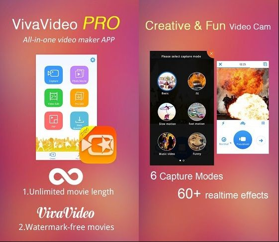 viva video editor pro free download for android