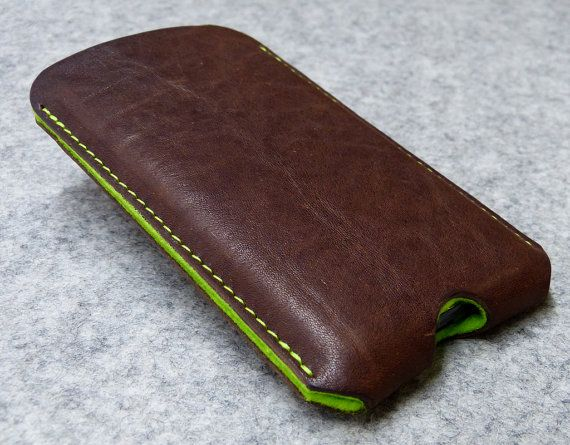 iPhone 6 (S) | 6 (S) Plus COCOA leather case