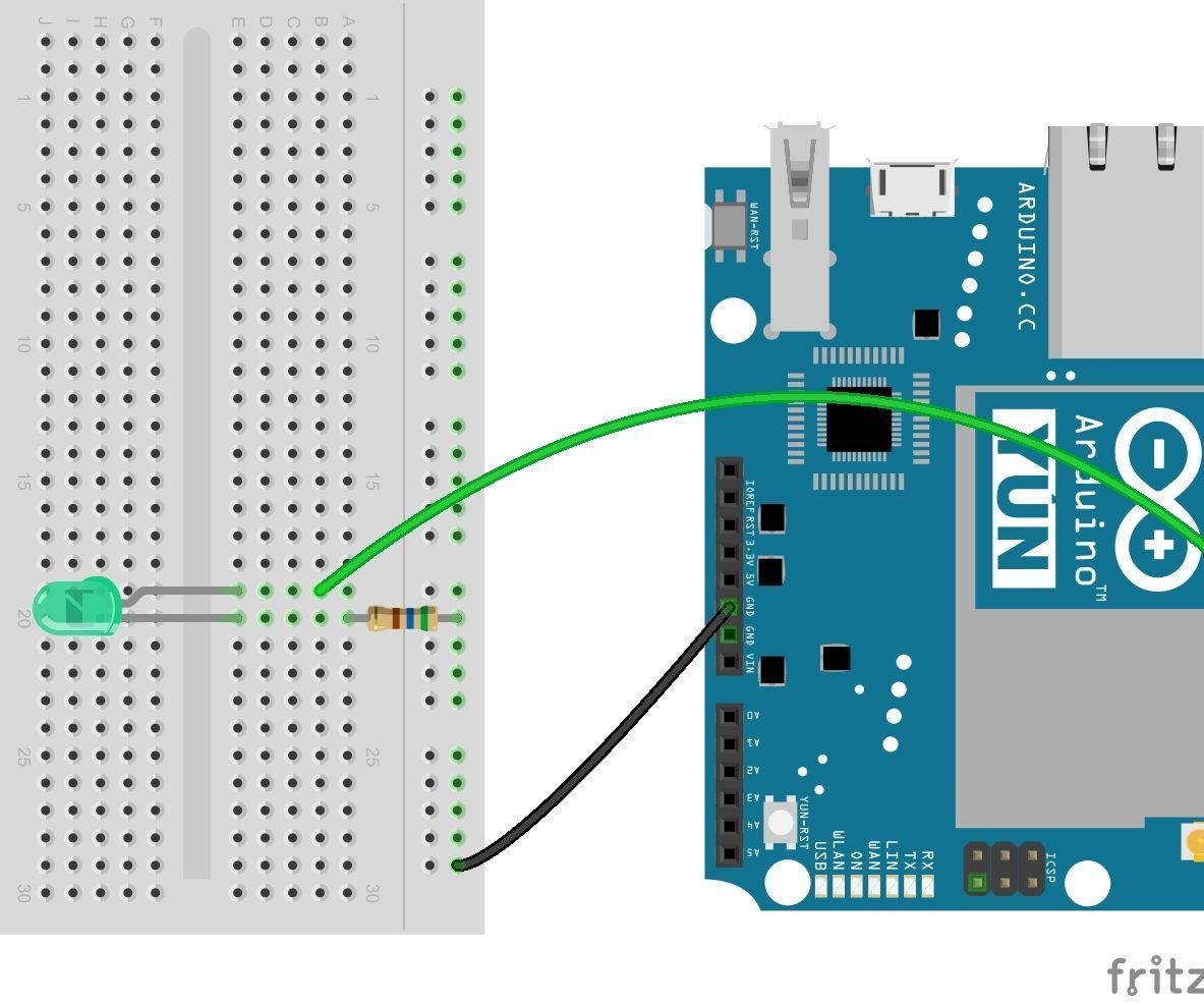 Arduino Sending Digital Output