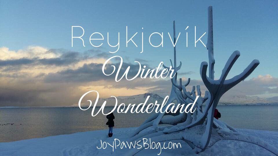 My trip to Reykjavík!