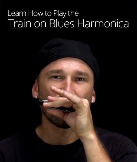 harmonica progressive young blues beginner 1 lick