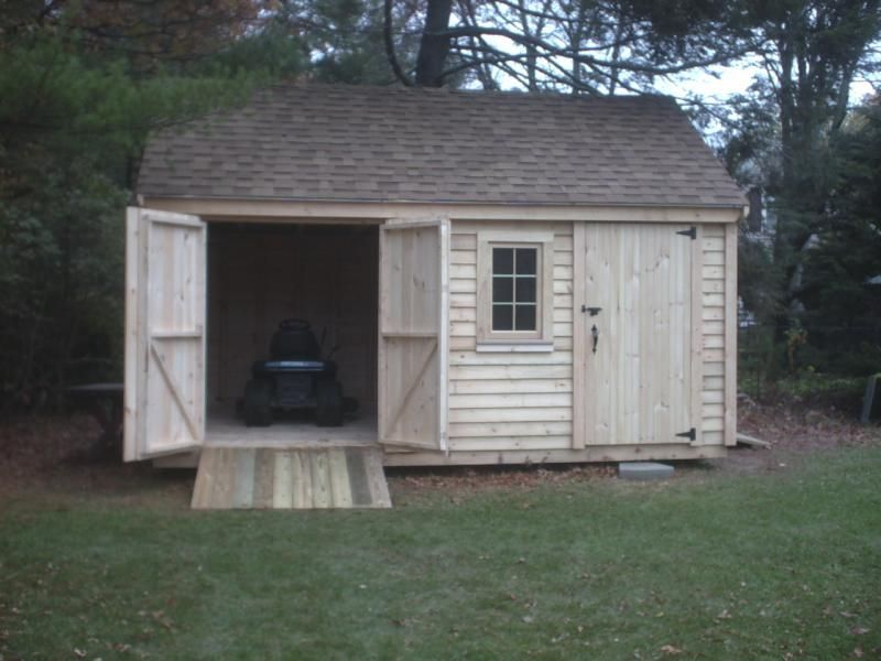 Garden Sheds 12x16 12x16 w/ optional x-tra double door | abris | pinterest | solid