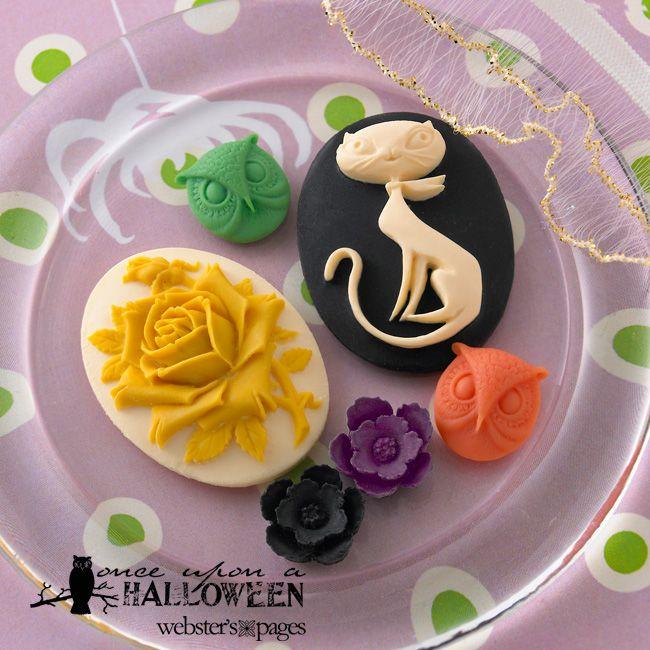 Webster's Pages NEW! Once Upon a Halloween Perfect Accents!