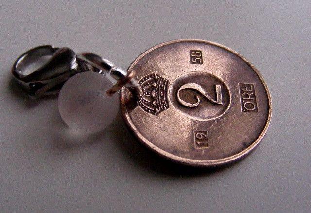 Pin auf Münzen Schmuck Alles Geld der Welt