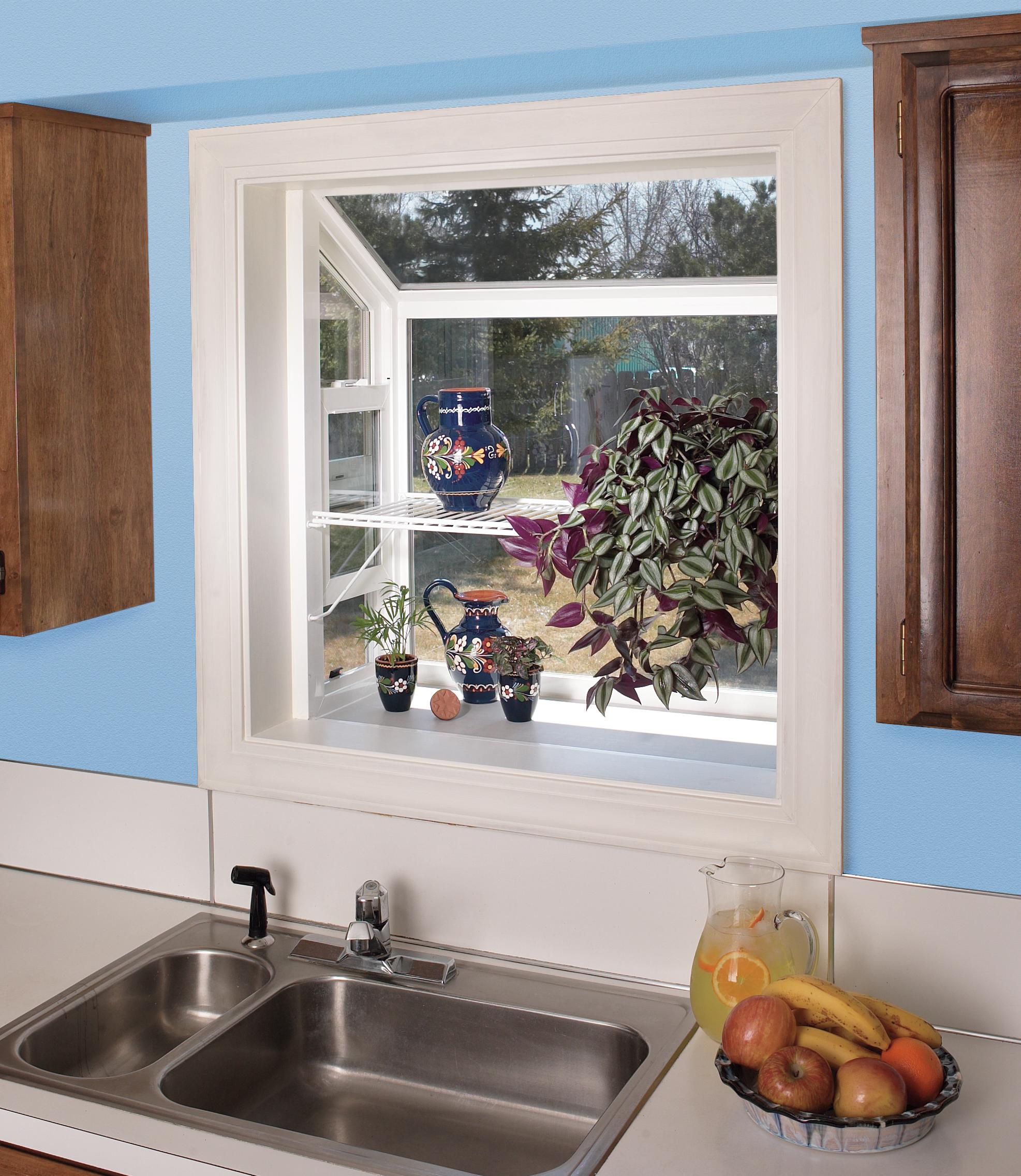 Elegant Builders Vinyl Garden Window | JELD WEN Doors U0026 Windows