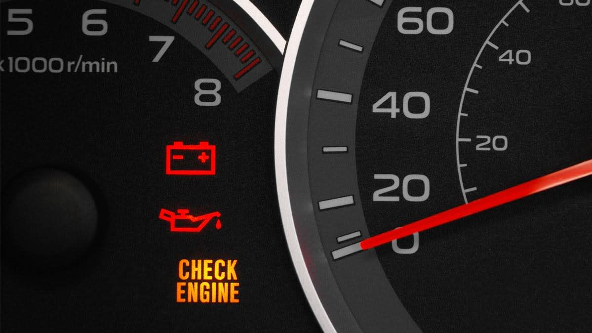 What Does the Check Engine Light Really Mean