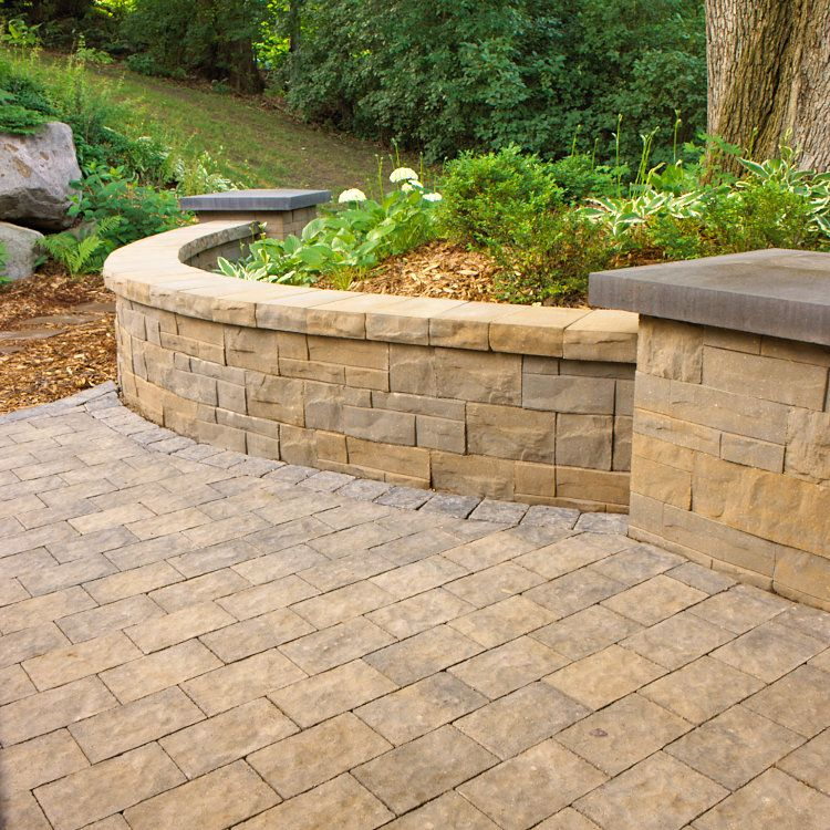 Retaining Wall Pictures Images Of Retaining Wall Designs Retaining Wall Wall Seating Home Landscaping