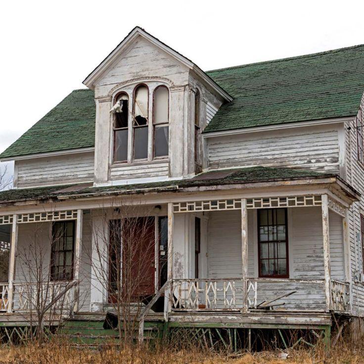 Abandoned Houses #abandoned #houses ; Verlassene Häuser