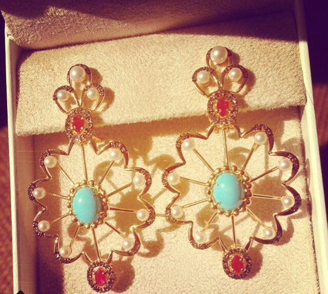 Gabriella Lania Brazilian Jewelry Designer - as jóias mais lindas que já vi  #jewelry #jóias #luxo