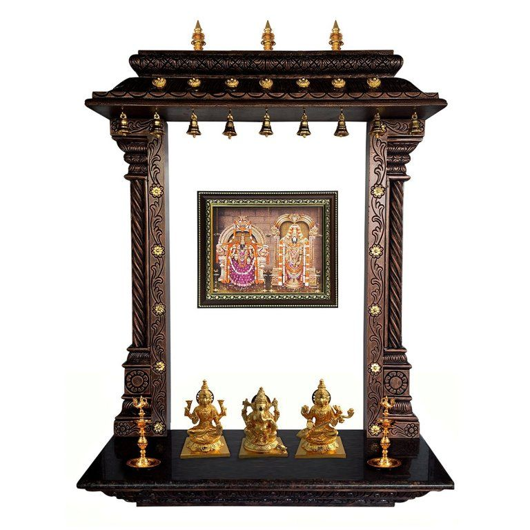 Pooja Room Mandir Designs   Mandir   Pinterest   Puja room, Shelf ...