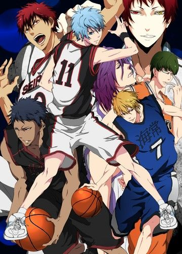 Saison 4 Kuroko No Basket : saison, kuroko, basket, Kuroko, Basuke, Photo:, ♥‿♥, ~Kagami, Taiga~, Basket,, Kuroko,, Kuroko's, Basketball