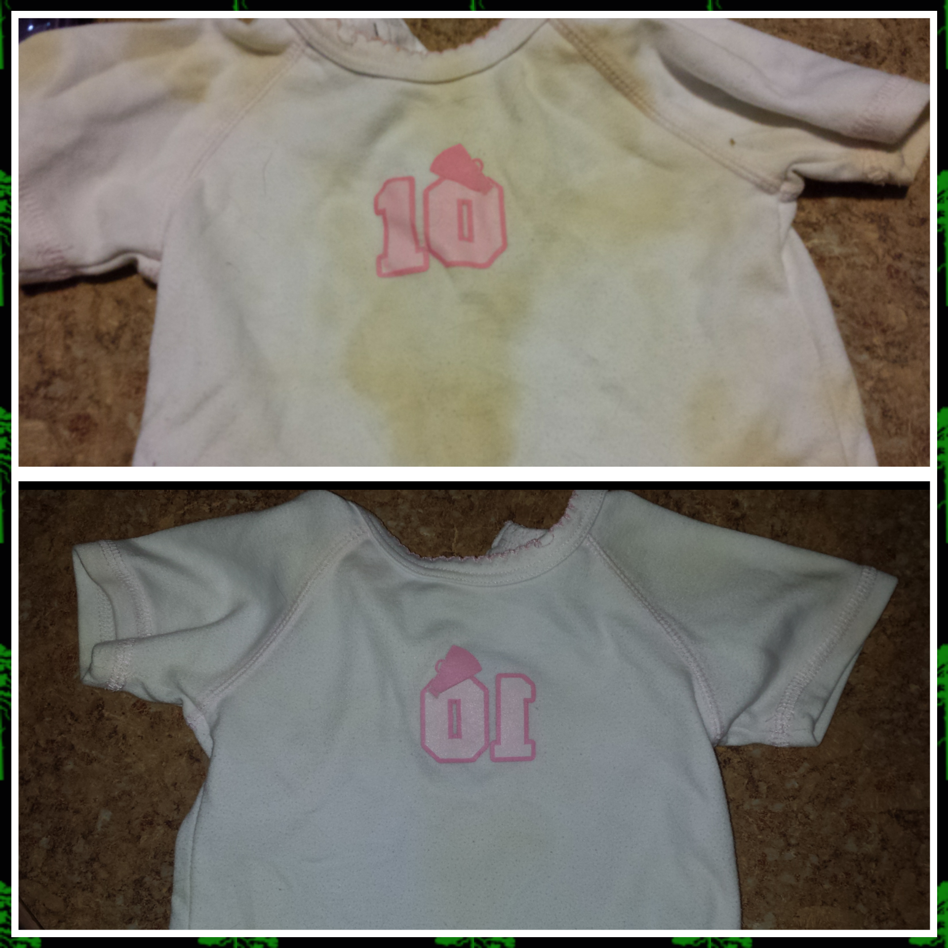 Get Rid Of Old Stains Baby Clothes T Shirts For Women