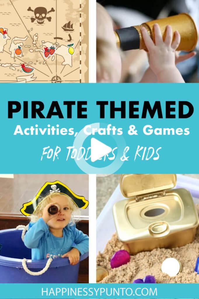 Pirate Activities fo