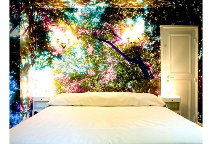 Into inventive design? You'll like Hotel Particulier Montmartre in Paris.