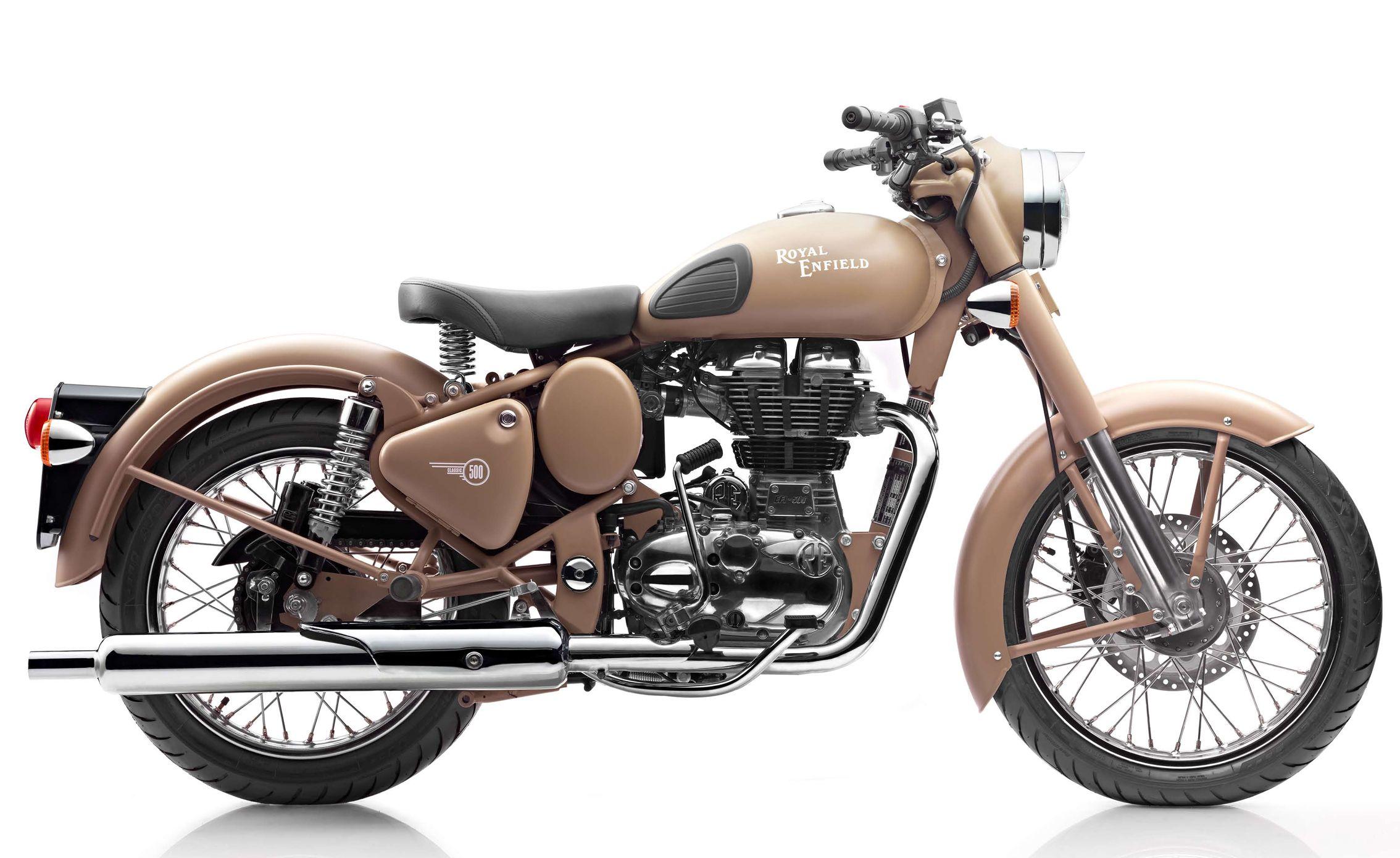 Desert Storm. 350 y 500cc. Motor monocilíndrico