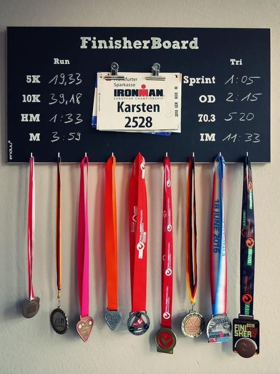 Medal holder Running and Triathlon  HAWAII