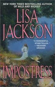 Cover of: Impostress by Lisa Jackson