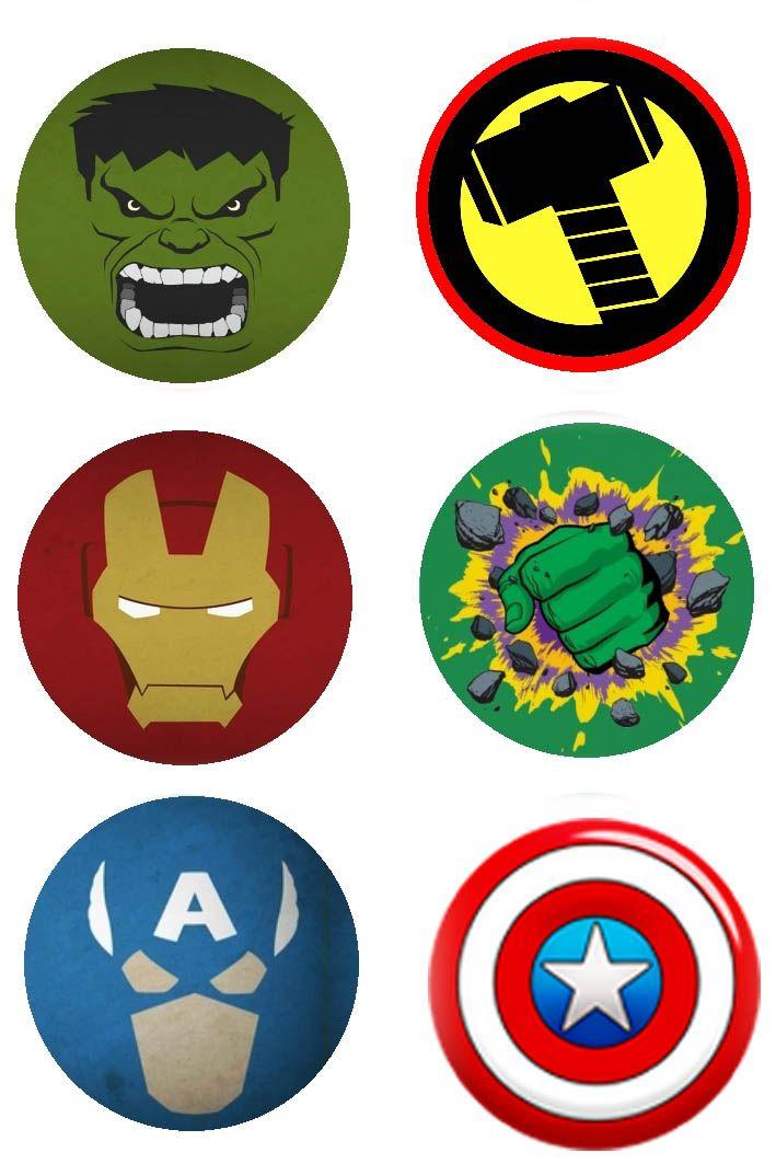 18eb2131540c simbolo dos vingadores para imprimir - Pesquisa Google Hulk Birthday