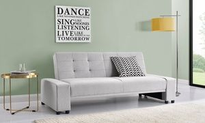 Groupon Chicago Fabric Sofa Bed Deal Price 164 99