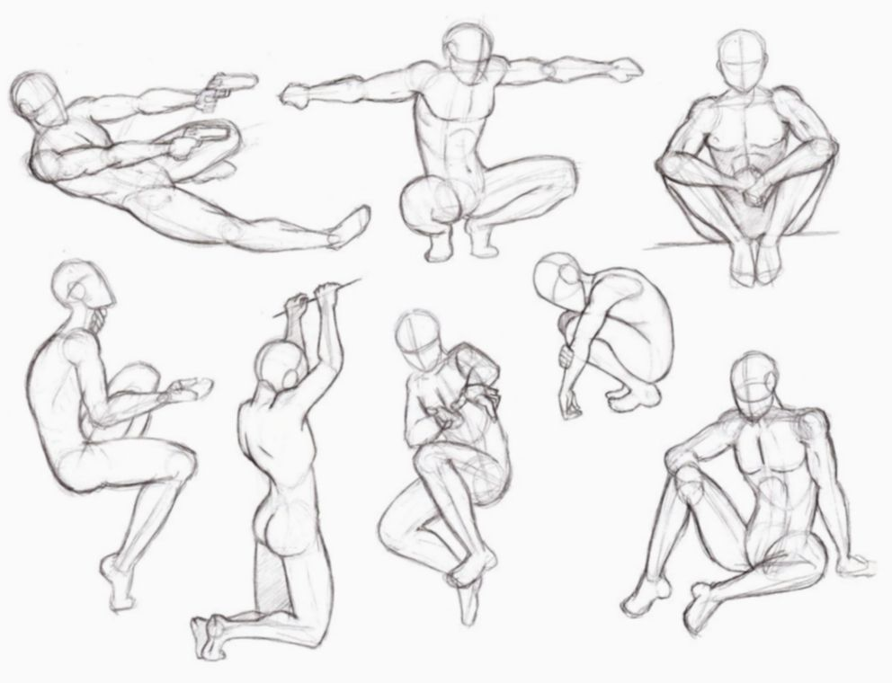 Anime Poses Drawing Male Mangacosplay Mha Myheroacademia Male Body Drawing Anime Poses Reference Art Reference Poses