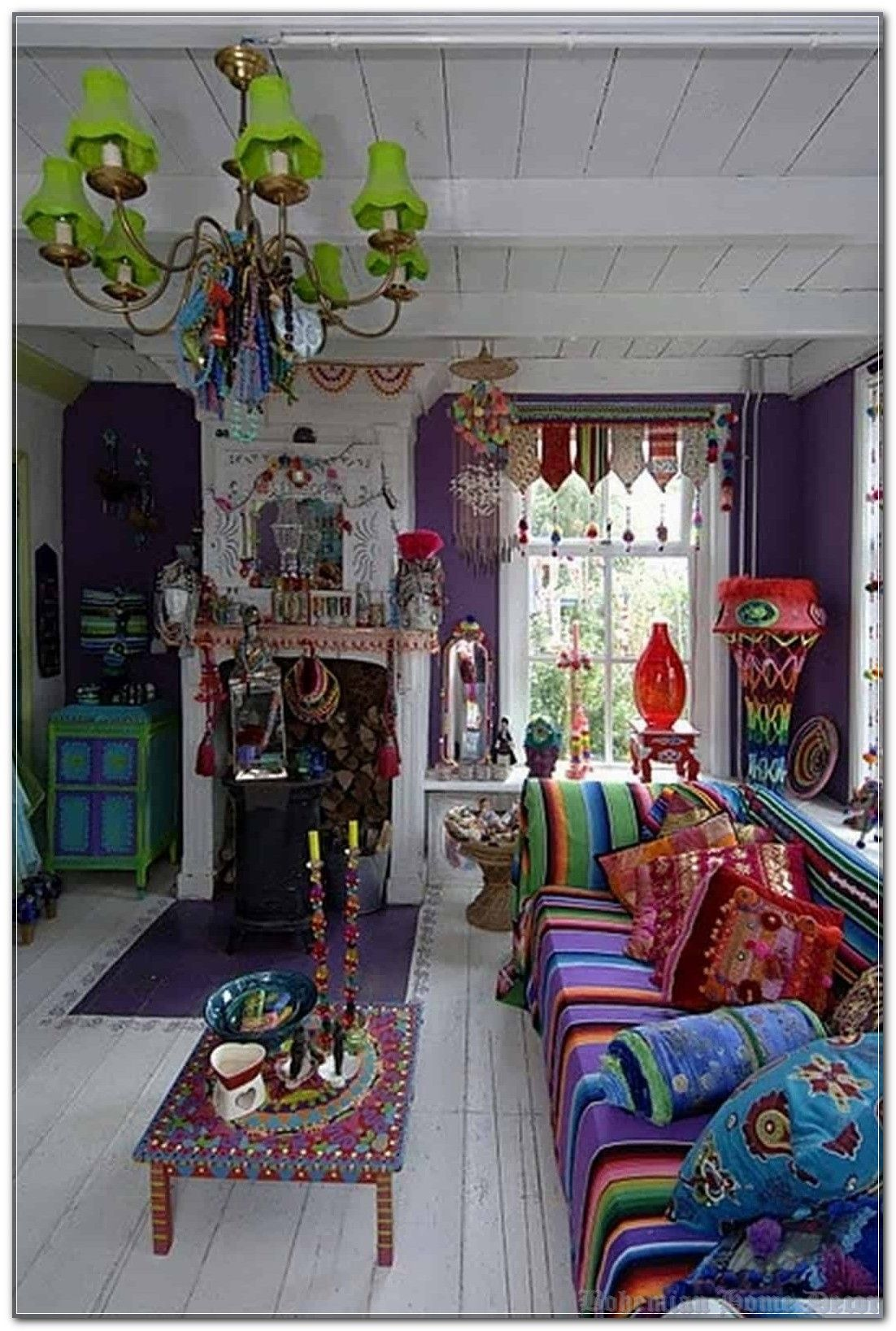 21 Effective Ways To Get More Out Of Bohemian Home Decor