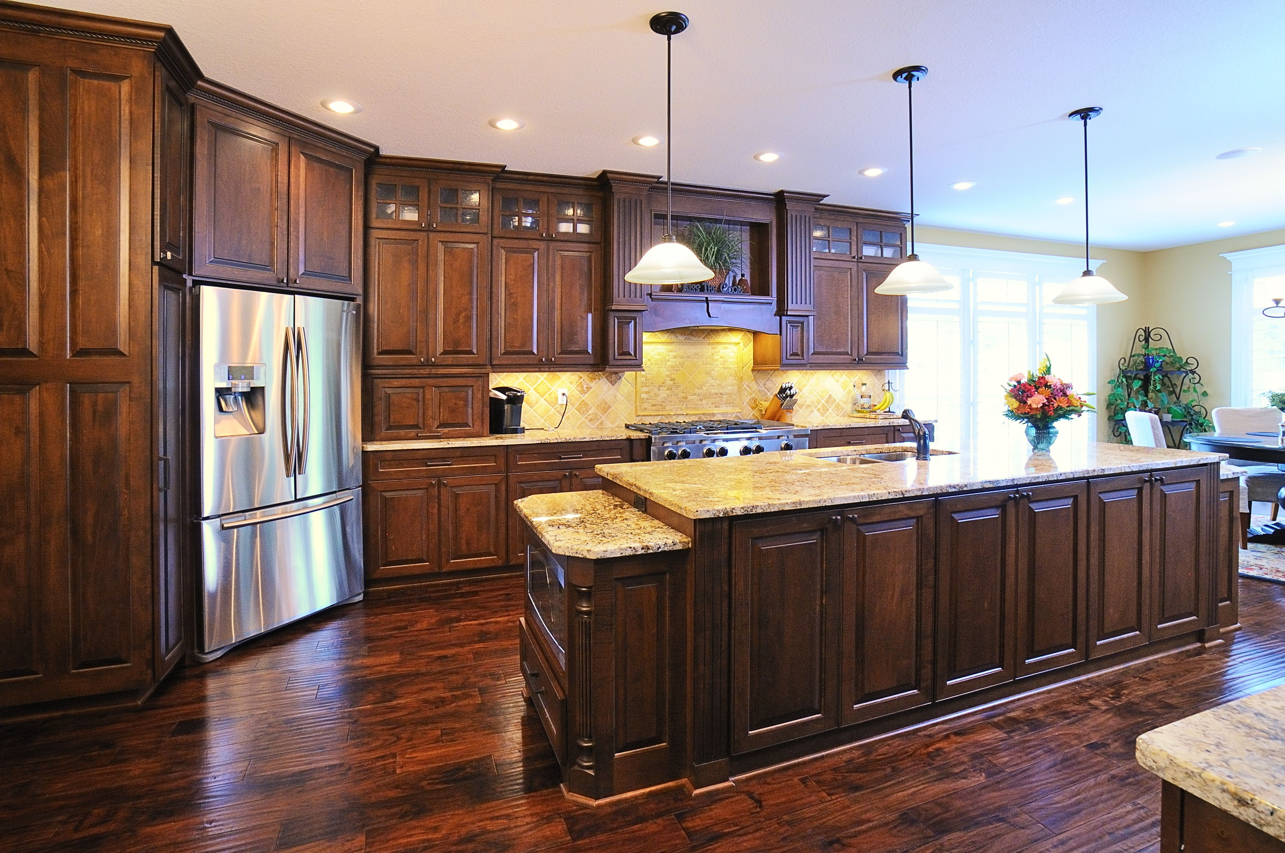 High End Kitchen Cabinetry By Schaad & Sons, Ohio