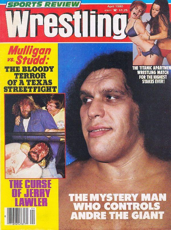 April 1980 S Apartment Wrestling Magazine Vintage Sports Ebay