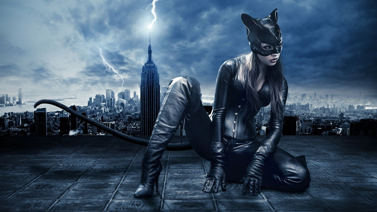 Catwoman HD Wallpapers | ~I'm CATWOMAN! Hear me roar~ | Pinterest | Catwoman, Catwoman cosplay ...
