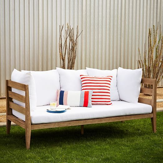 Jardine Daybed Cushions Outdoor Furniture Decor Outdoor Furniture Sets Modern Outdoor Furniture