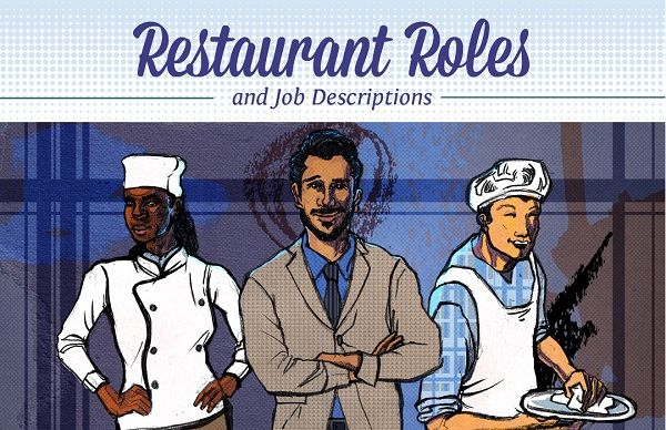 how to get a job at a restaurant