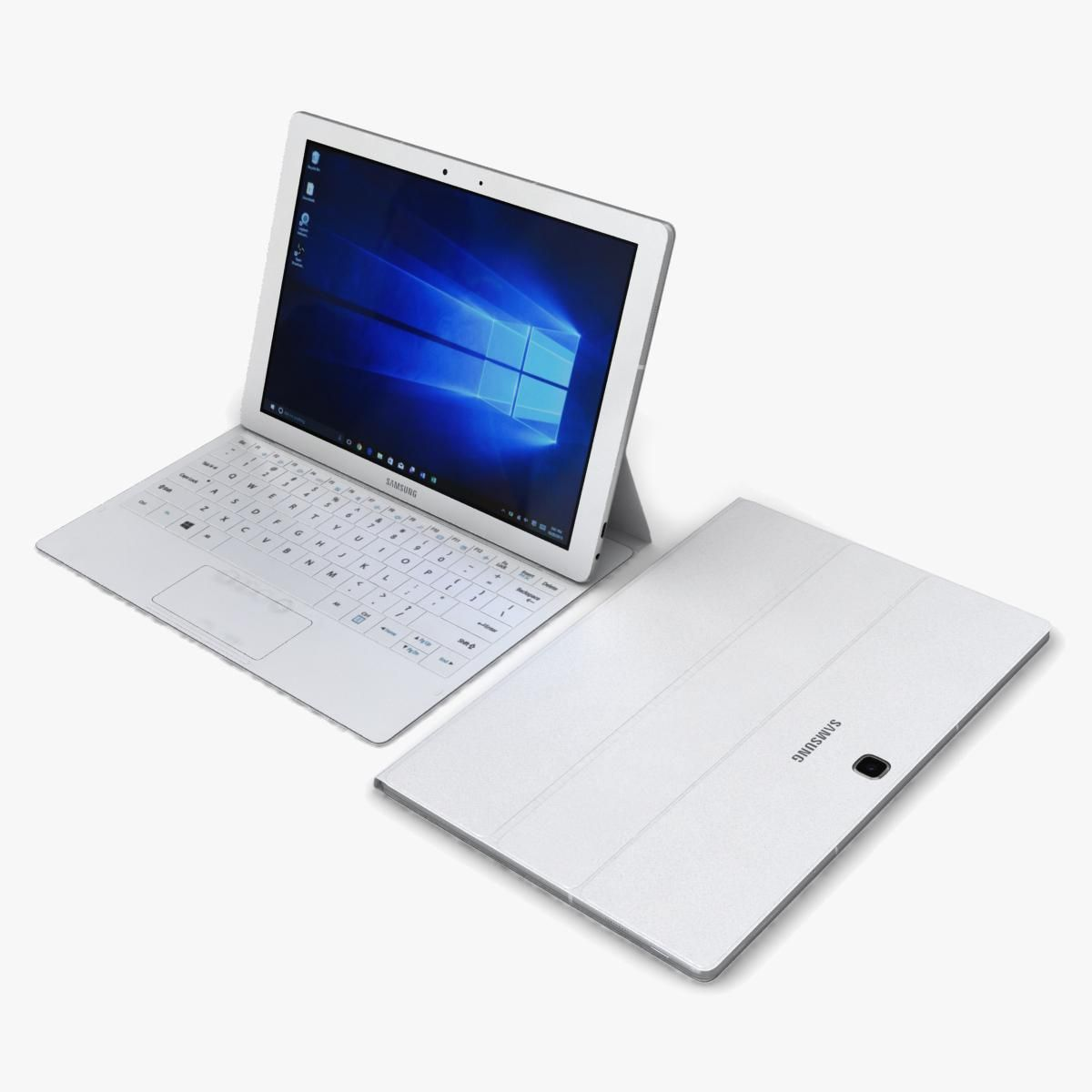 Samsung Galaxy Tab Pro S White 3d Model Ad Tab Galaxy Samsung Model Samsung Galaxy Tab Galaxy Tab Samsung Galaxy
