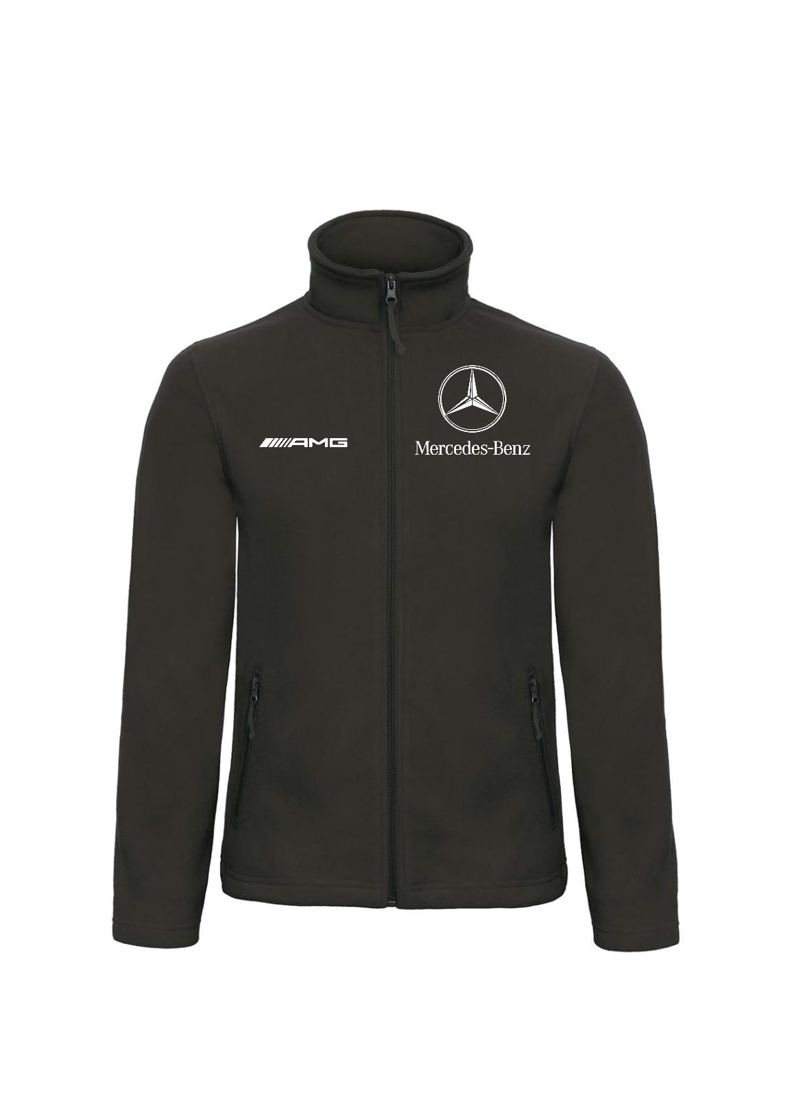 driver Formula 1 F1 MERCEDES BENZ racing AMG FLEECE jacket team car