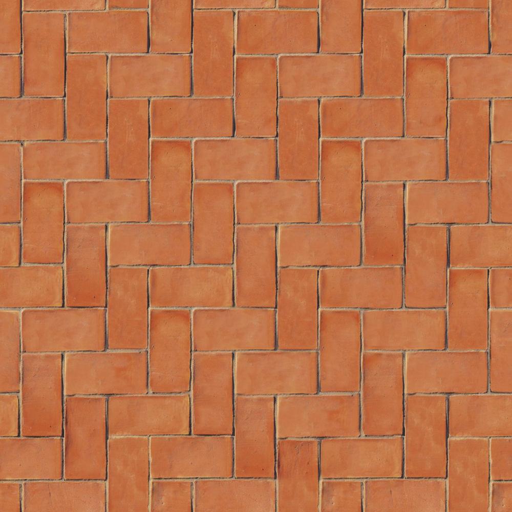Terracotta Brick Floor Tiles In