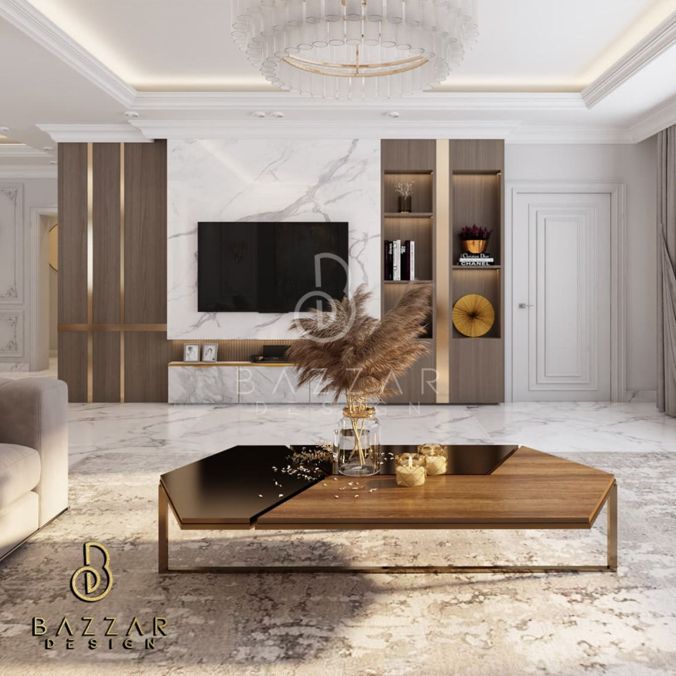 10 Ideas For Living Room Design Room Design Interior Architecture Design Plafond Design