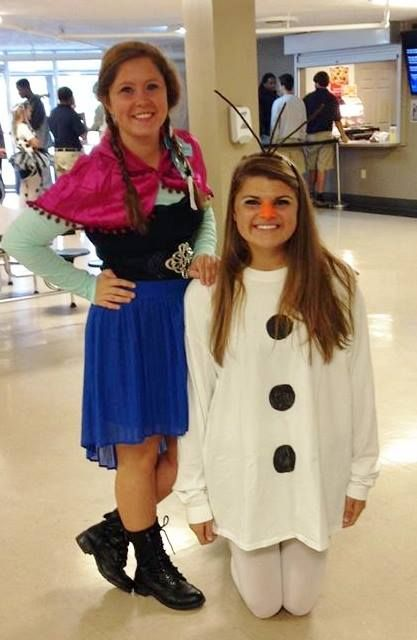 CCA\u0027s Spirit Week 2014, Disney Character Day!