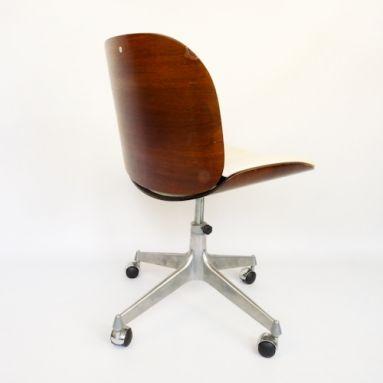 Mim mobili italiani moderni roma ico parisi desk chair for Mobili italiani design