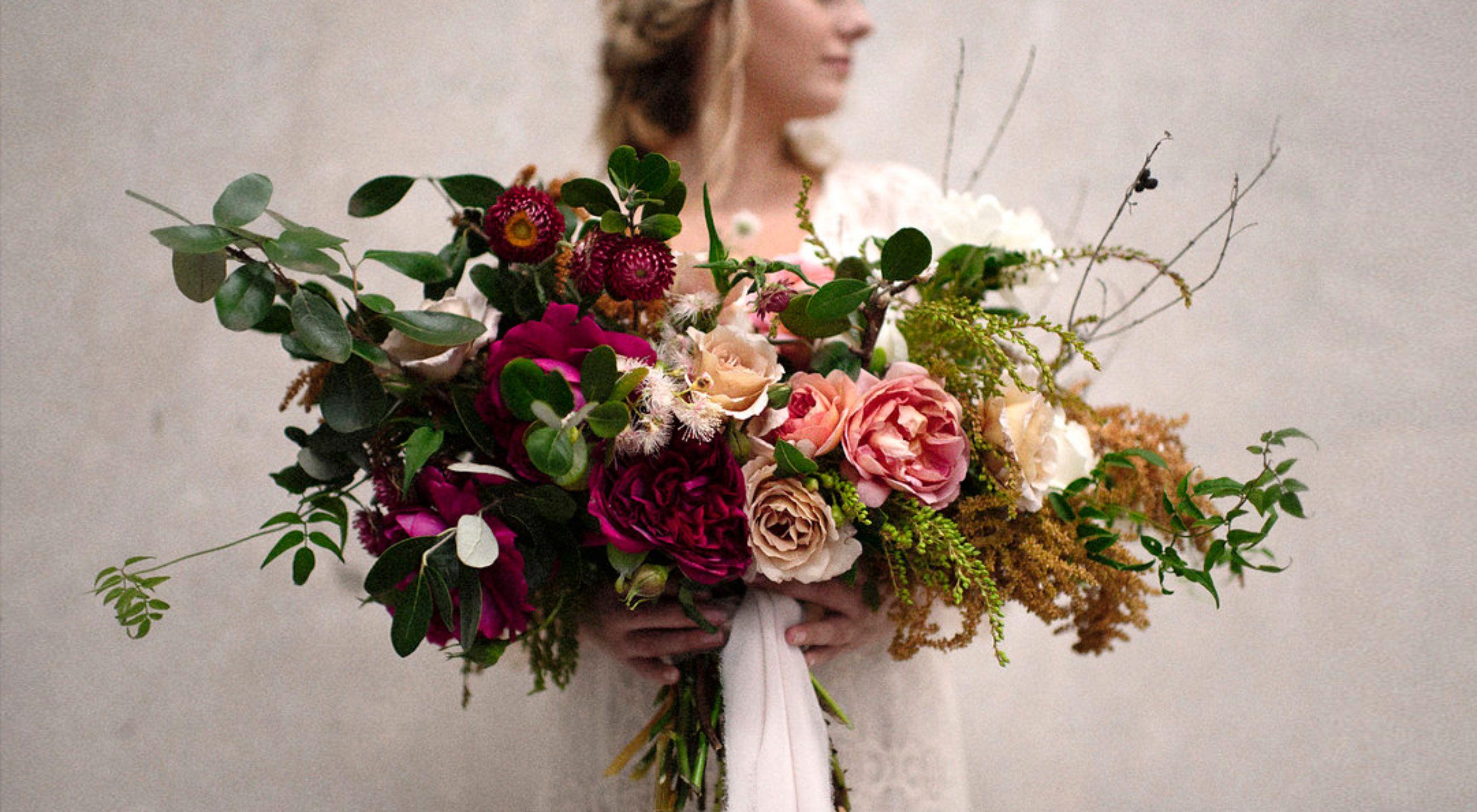 Botanic + Oceanic Wedding Inspiration