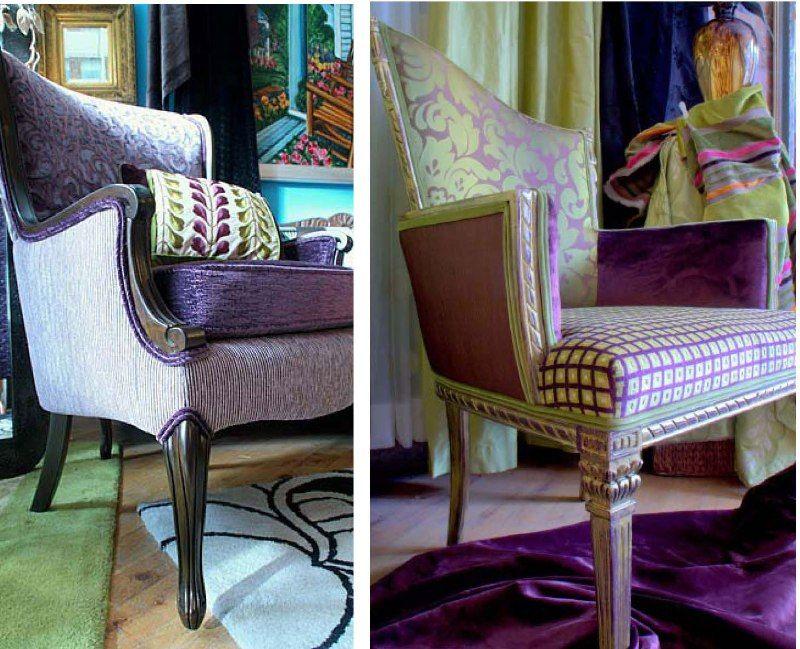 Jane Hall's custom furniture made in Toronto. http