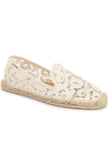 65c1c2ff5 Soludos Lace Espadrille Slip-On (Women) available at #Nordstrom ...