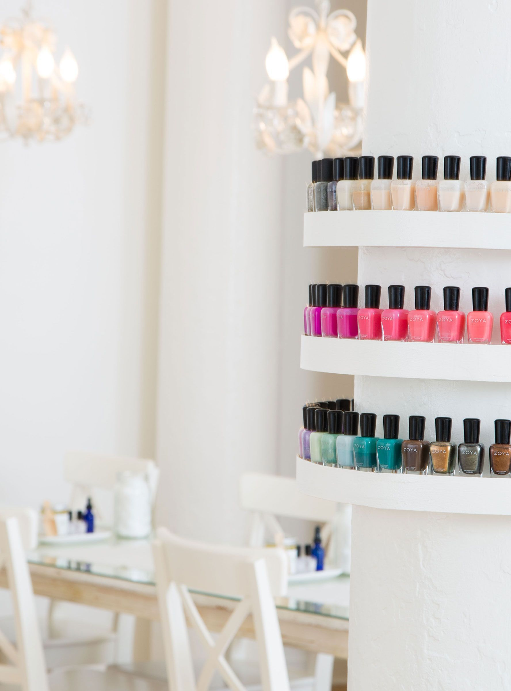 The Best Of New York Nail Salons | Nail salons, Salons and Nail trends