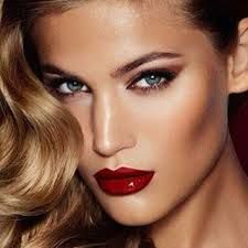 Image result for lipstick editorial