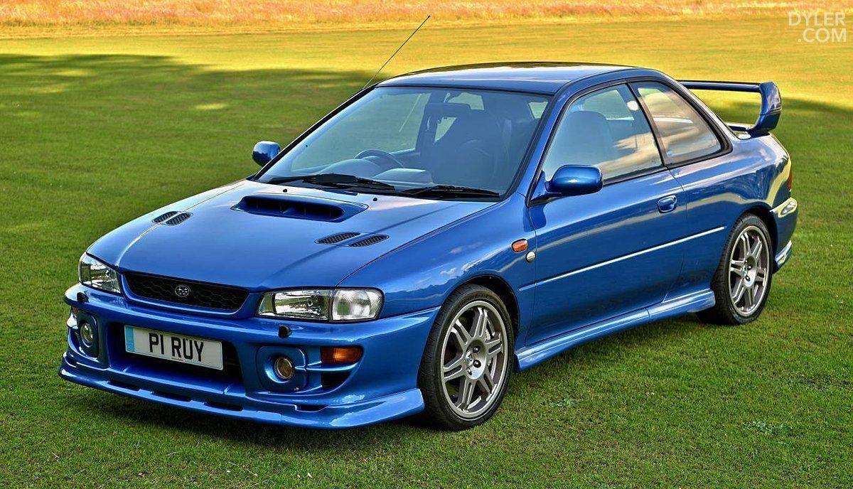 Subaru Impreza P1 For Sale Subaru Impreza Subaru Impreza