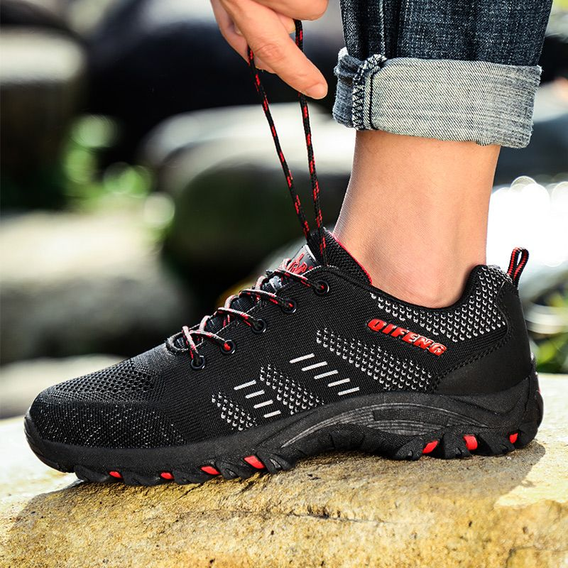 Waterproof hiking shoes, Hiking fashion