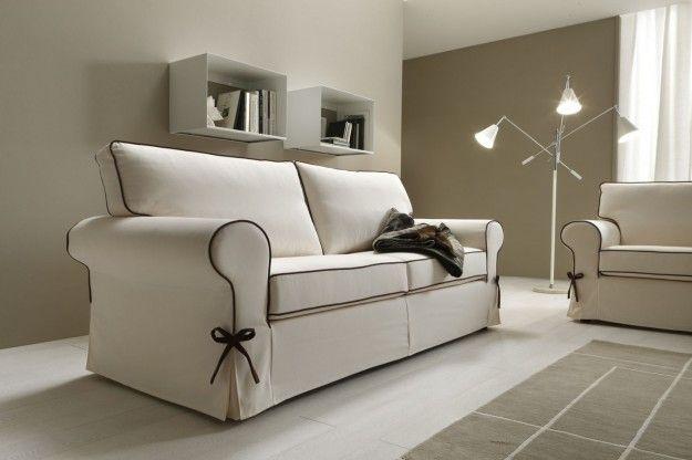 Tessuti per divani - Divano rosso