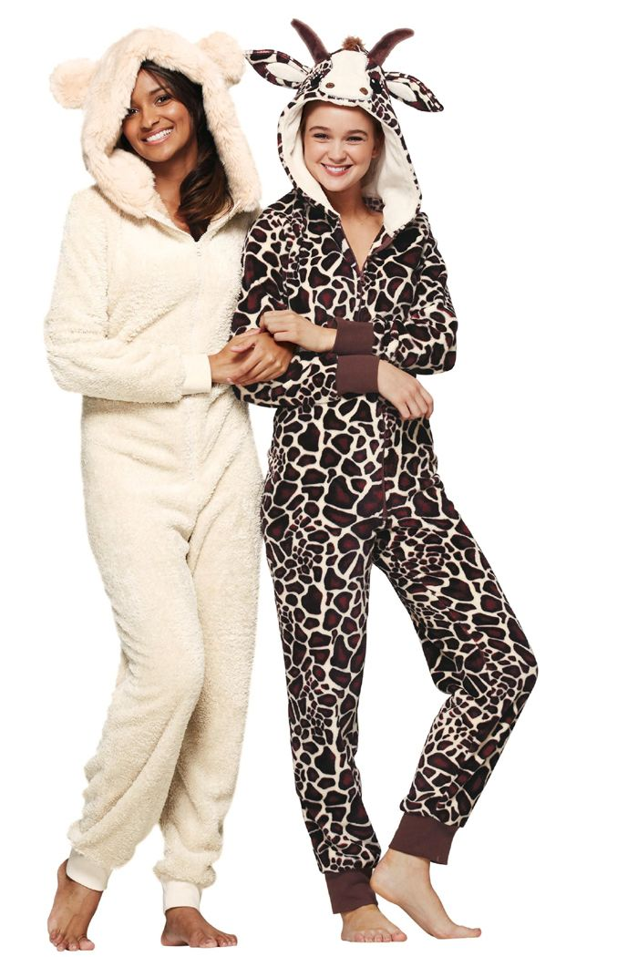 Flannel Onesie Pajamas For Adults Breeze Clothing